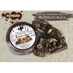 FRUTIDELICE CHOCOLATE NEGRO