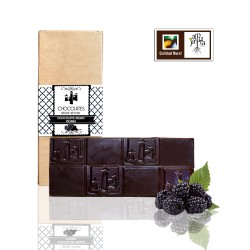 Black chocolate 70% tablet...
